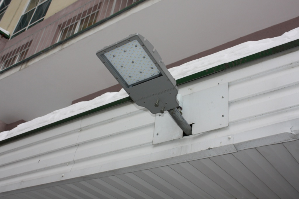 Светодиодный прожектор уличного освещения 50w цена